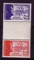 Frankreich Michelnummer  576 - 577 postfrisch