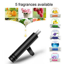Fragrance Essential Oil Diffuser Perfume Car Air Vent Freshener Solid Stick F6