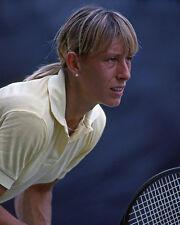 1983 Tennis Pro MARTINA NAVRATILOVA Glossy 8x10 Photo Poster