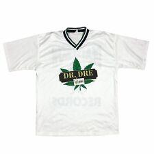 Vintage Bootleg 90s Dr Dre The Chronic Marijuana Rap Tee  Tee Jersey Mens XL