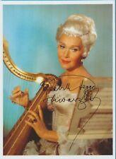 ELISABETH SCHWARZKOPF in person signed color PHOTO 8 x 11 inch*OPERA*CLASSIC*