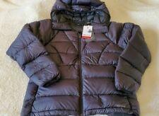 NWT Women's XL Marmot Hype Down 800 FILL Hoody Black #79310 Pertex Quantum $300