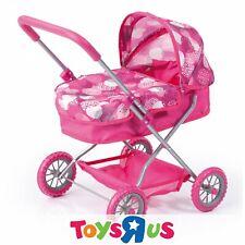 Bayer Smarty Doll Pram Pink