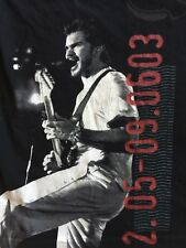 JUANES LA VIDA ES UN RATICO ALBUM 2007 USA 24 Cities Tour Adult Rare.T-shirt L