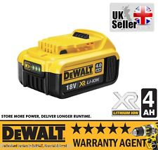 1 X Dewalt 18V BATTERY DCB182 N195933 DCB182-XJ  Lithim XR li-ion 4.0Ah NEW