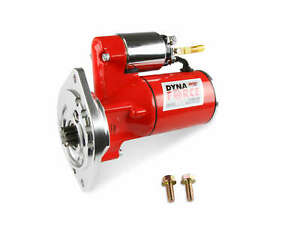 MSD Dynaforce 5090 Starter - Red- Ford Small Block with 3/4 in. depth ring gear
