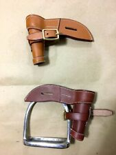 Light horse Leather lance bucket