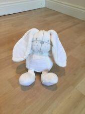 Next Bunny Rabbit Soft Toy Comforter White *FREE POSTAGE*