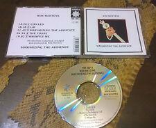 "Wim Mertens CD "" MAXIMIZING THE AUDIENCE "" TWI"