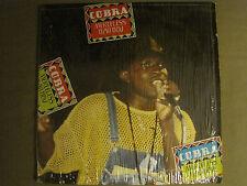 COBRA MERCELESS BAD BOY LP ORIG '91 VPRL1213 VP DANCEHALL REGGAE VG+ IN SHRINK!