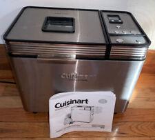 Cuisinart Cbk200 Stainless Steel Convection Breadmaker Bread Machine