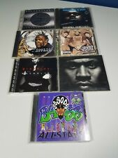 New ListingLot Of 7 Various 90s Rap Hip Hop And R&B Cds