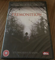 Premonition It's Dangerous To Know DVD (2007) NEW & SEALED Region 0 Free