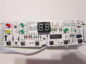 FRIGIDAIRE DEHUMIDIFIER CONTROL DISPLAY BOARD (FAD504-704,DWD504-704)