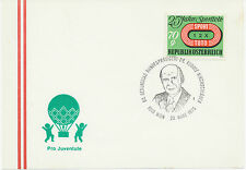 A 1975/8 3 versch. SST Bundespräsident / Bundeskanzleramt