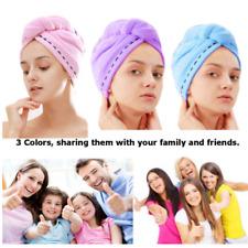 3 Pack Microfiber Hair Towel Wrap BEoffer Super Absorbent Twist Turban Fast Dryi