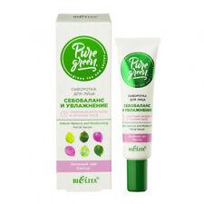 Sebum Balance and Moisturizing Facial Serum for oily or combination skin 30ml