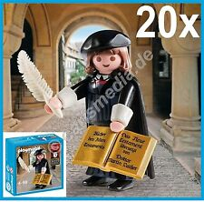 20x Playmobil® - Figuren: 20x MARTIN LUTHER 2017 - günstiges 20er-Set *NEU*