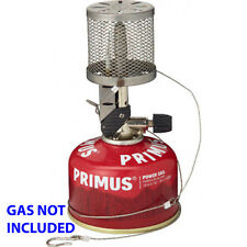 Primus Micron Lantern (Steel Mesh) - Compact, Lightweight Gas Light for Camping