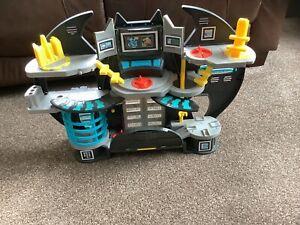 Imaginext Mattel Batman Bat Cave Toy Playset 2013 No Figures DC Super Hero