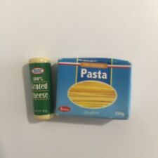 Sylvanian Families Calico Critters Supermarket Replacement Cheese and Pasta