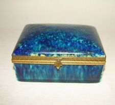 Vintage Goldscheider Fine China Box