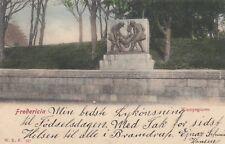Fredericia kömpegraven ak 1913 Dinamarca Danmark 1811188