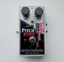 Electro-Harmonix Pitch Fork - Polyphonic Pitch Shifter m. orginal Netzteil