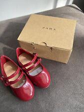 Baby Girl Zara Shoes Size 4.5