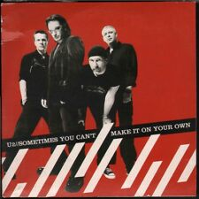 U2 Cd'S Singolo Sometimes You Can't Make It On Your Own Nuovo 0602498703731