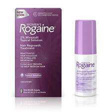 WOMENS Rogaine Topical Solution Hair Regrowth Treatment EXP: 10/2024