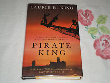 PIRATE KING by LAURIE R. KING   **SIGNED**