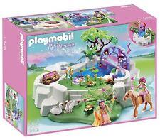 PLAYMOBIL Magic Crystal Lake Playset New 5475