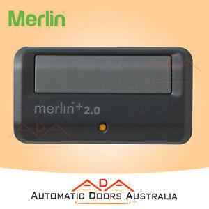 Chamberlain Merlin E940M Garage Door Remote Control Genuine E940M Transmitter x1