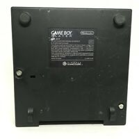 GameBoy Player DOL-017 Jet Black Nintendo GameCube Game Boy Working 031103