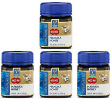 Manuka Health MGO 400 + Manuka Honey 100% Pure New Zealand 8.8 oz 4 PACK IHI