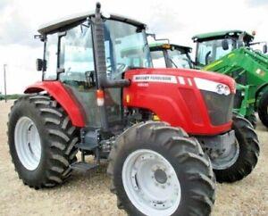 Massey Ferguson 4608 4609 4610 Series Tractor Service Repair Manual