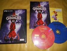 PC GAME-GRANDIA 2-II-2 CD-UBI SOFT-Computer-Gioco-Games-ITA-ITALIANO
