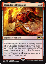 MTG CORE 2020 BUNDLE FOIL Promo Chandra's Regulator Pre-sale