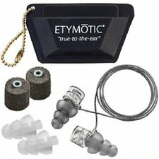 Etymotic ER-20XS Universal Fit High Fidelity Earplugs - Clear