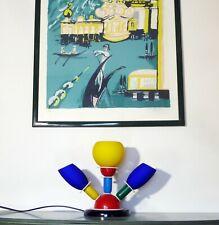 Lampada Murano Vintage Stilnovo Artemide Memphis Flos Sottsass Arteluce Vistosi