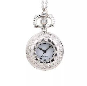 Stunning New Ladies Pocket Watch / Necklace 🇬🇧