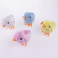 Kids Bbay Clockwork Wind up Hopping Chicks Toys Xmas Easter Stocking Filler Gift