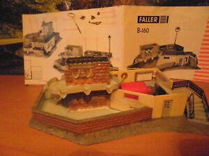 Faller Brunnen B - 160 mit Motor und Bauanleitung / für BASTLER