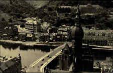 DINANT Namur Wallonien Belgien Vue Citadelle Festung AK ca. 40/50er Jahre AK