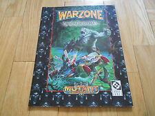 WARZONE - Bestias de Guerra - Target Games - Juego de Miniaturas