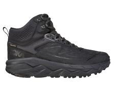 Men's HOKA ONE ONE Challenger Mid GTX Black Hiking Shoes (Sizes 8.5-12)