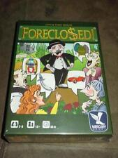 Mercury Games - FORECLOSURE Game - Anyone Can Make A Million - RARE