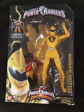 Bandai Power Rangers Dino Thunder Legacy Collection Yellow Ranger BAF Saban