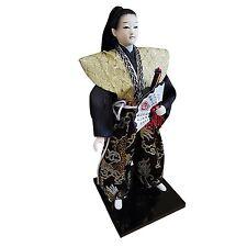 "12"" Japanese Samurai Doll THY2008-12"